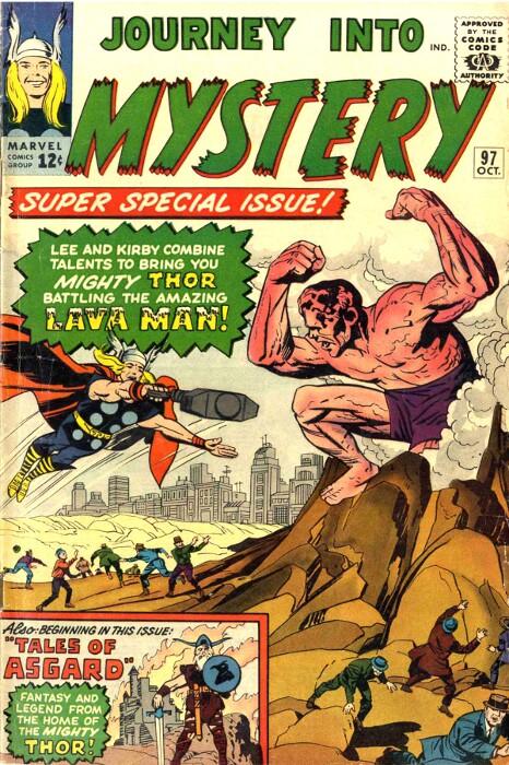 Reseña de Marvel Gold El Poderoso Thor En mis manos este martillo 1