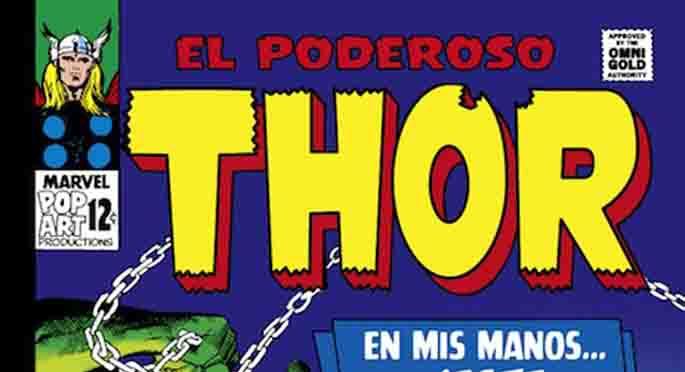 Reseña de Marvel Gold El Poderoso Thor En mis manos este martillo 4