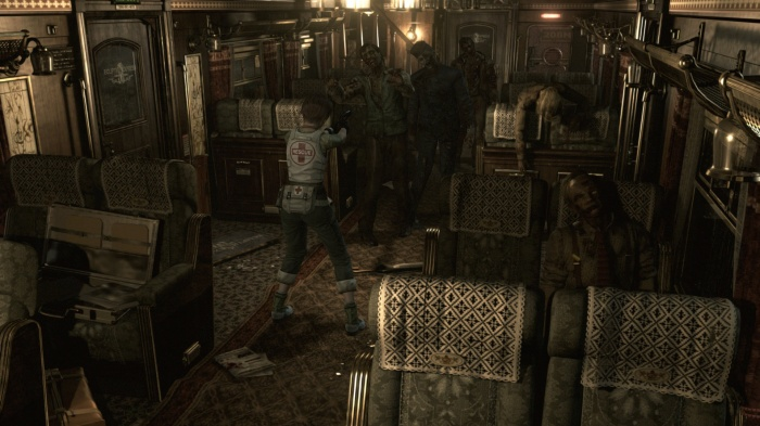 Resident Evil Origins Collection 3