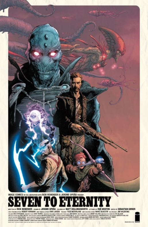 Seven to eternity Image