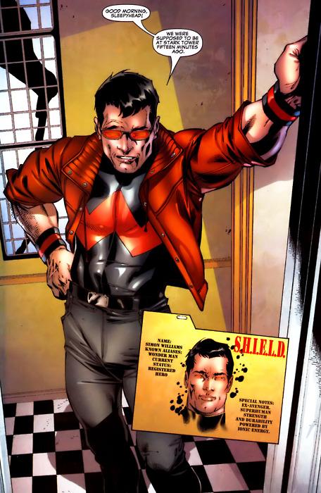 Simon Williams - Wonder Man