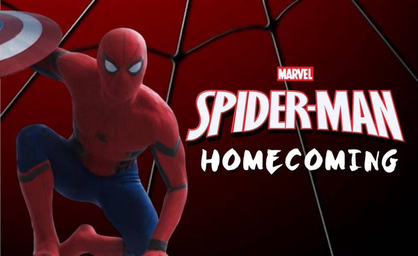 Spider-Man Homecoming Marvel