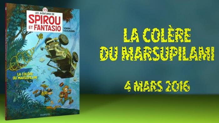 Spirou Anuncio álbum 51