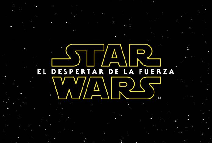 Star Wars El despertar de la fuerza SW