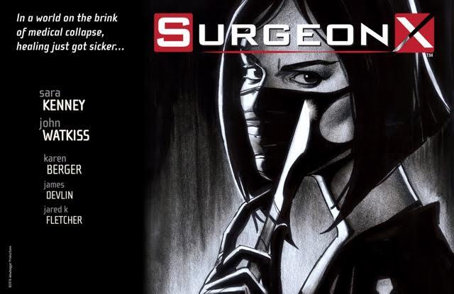 Surgeon X Image