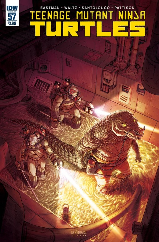 TMNT COVER 57