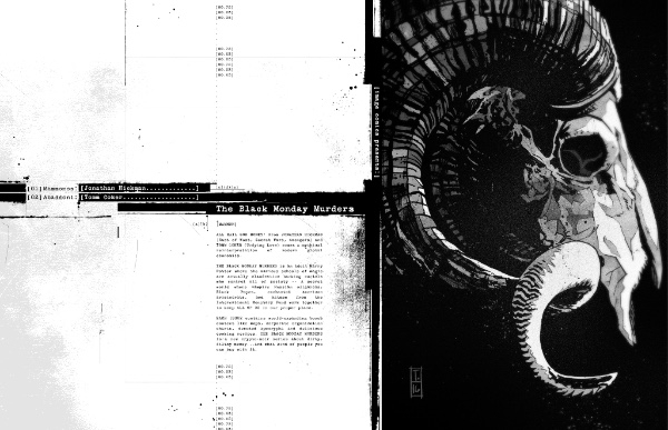 The Black Monday Murders Image