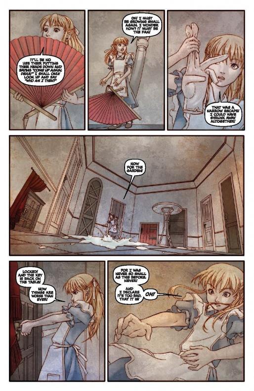 The Complete Alice in Wonderland 12