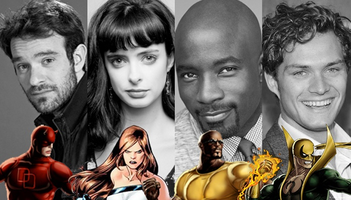 The Defenders - Netflix-Marvel