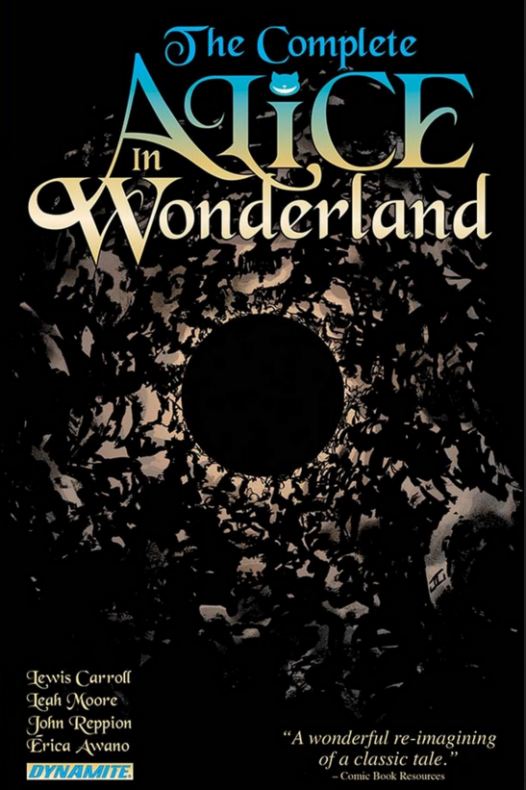 The complete Alice in Wonderland 1