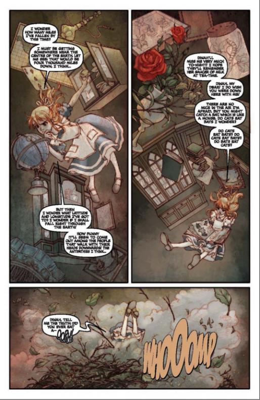 The complete Alice in Wonderland 4