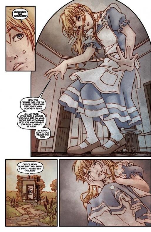 The complete Alice in Wonderland 9