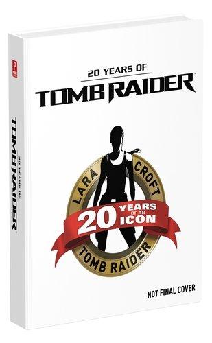 Tomb Raider 20 years libro