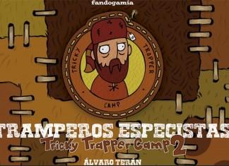 Tricky Trapper Camp 2