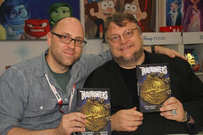 Trollhunters Del Toro