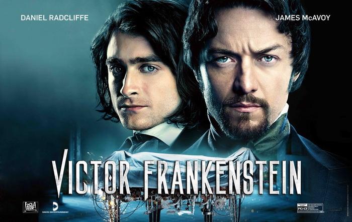 Crítica de 'Victor Frankenstein'