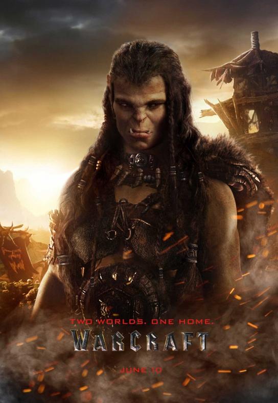 Warcraft Draka