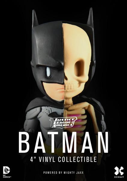 XXRAY Batman 1s grande
