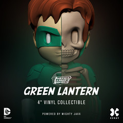 XXRAY Green Lantern 1s medium