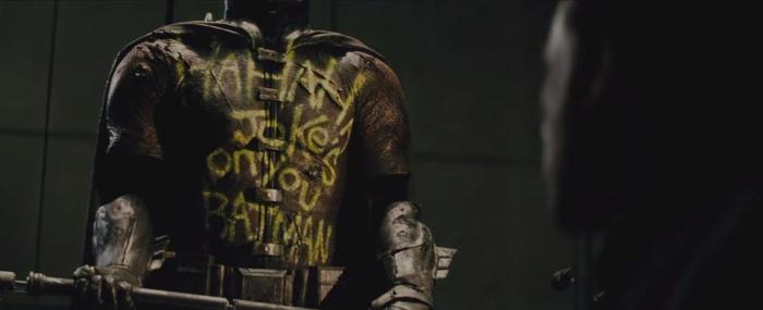 Zack Snyder explica muerte robin