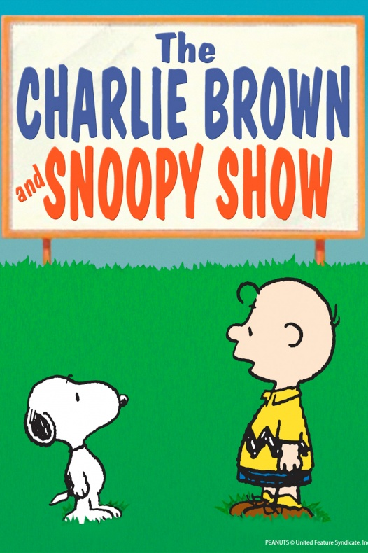 charlie brown and snoopy show complete keyart
