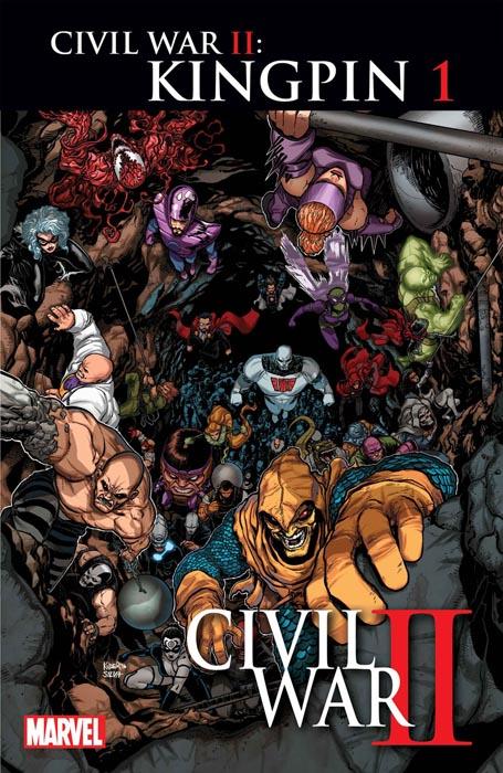 Civil War: Kingpin