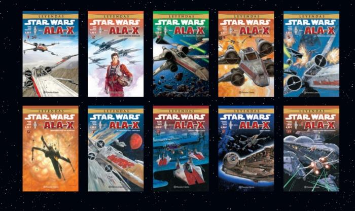 Planeta Cómic Star Wars Ala-X