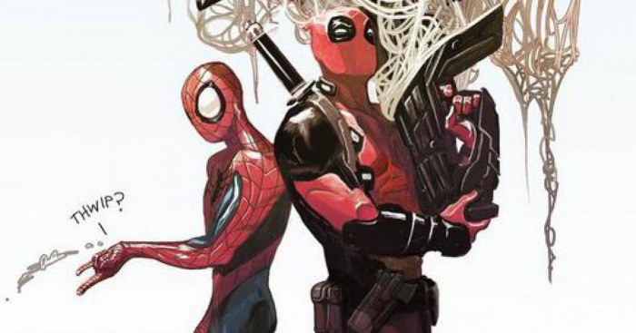 deadpool-spiderman-crossover