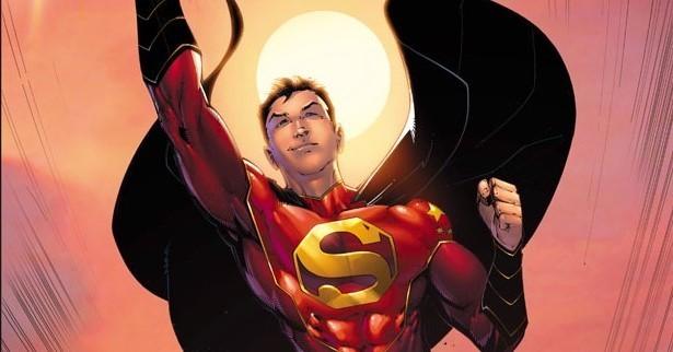 Superman chino destacada