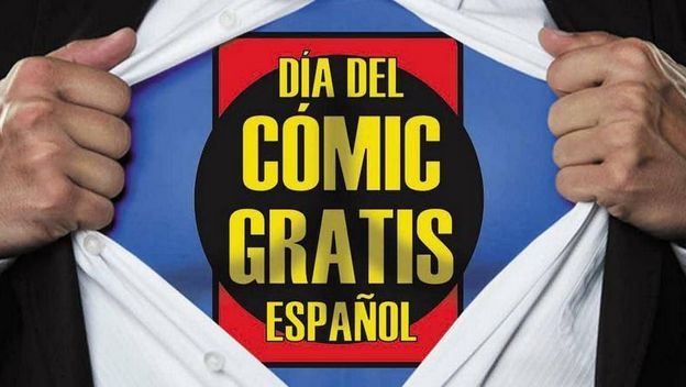 dia comic gratis espanol 2015
