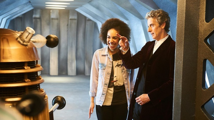 doctor who peter capaldi pearl mackie 1