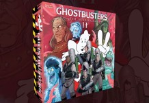 Ghostbusters The Board Game II Caja
