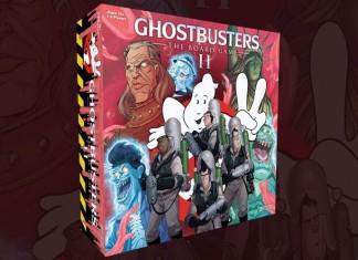 Ghostbusters The Board Game II Caja