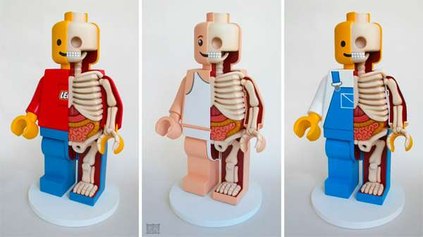 giant dissected lego men by jason freeny