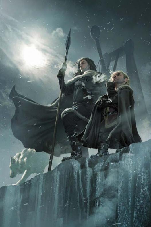 jon-nieve-tyrion-lannister-juego-de-tronos-michael-komarck