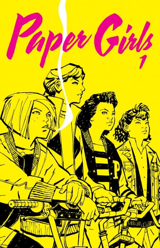 portada paper girls n01 brian kvaughan planeta