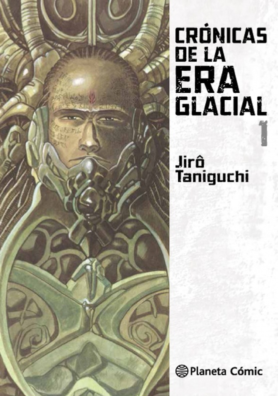 portada planeta jiro cronicas de la era glacial n 01 taniguchi