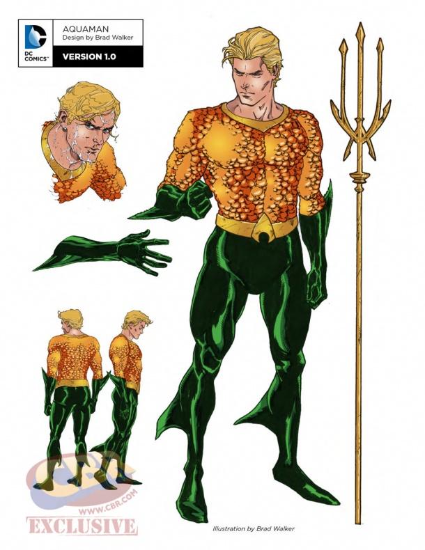 Aquaman Rebirth