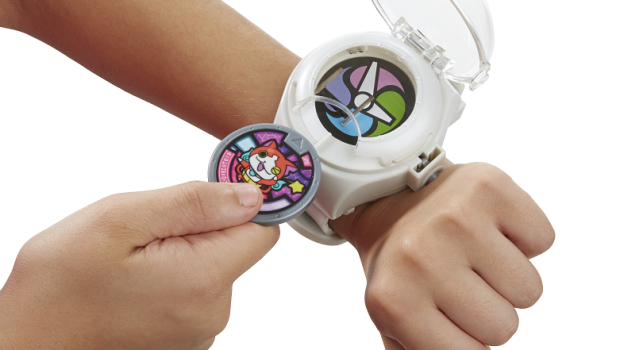 reloj-yo-kai-watch-hasbro
