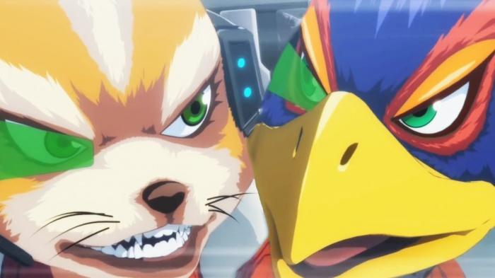 star fox zero corto