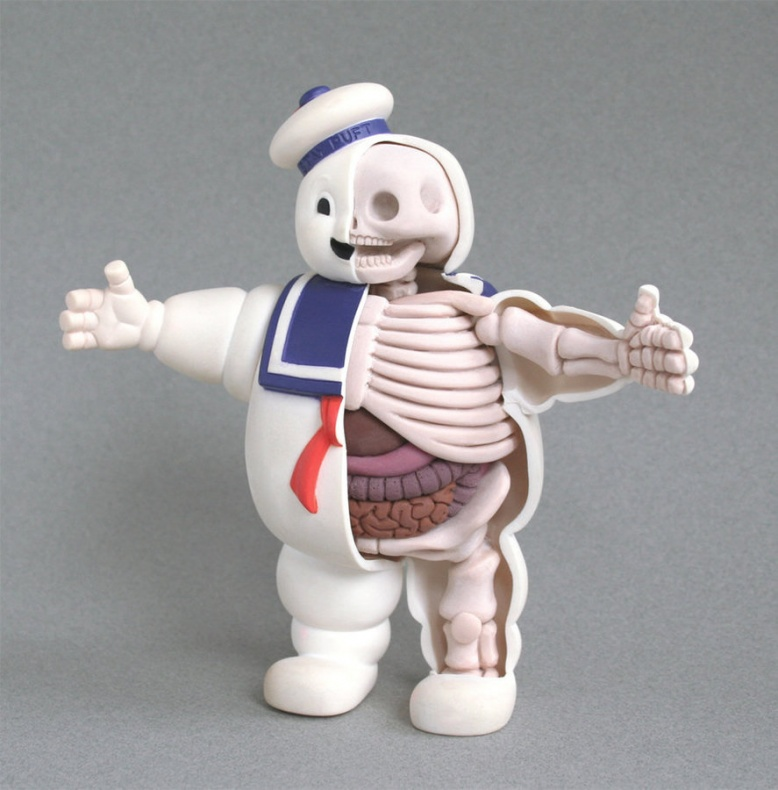 stay puft anatomy sculpt by freeny d2zue66
