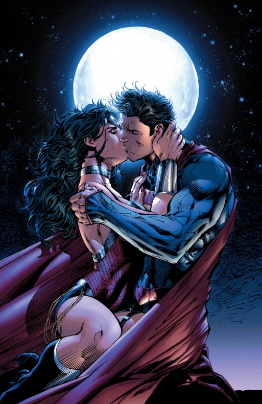 superman-wonder-beso-justice-league