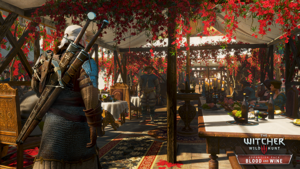 the witcher 3 wild hunt blood and wine beauclair is all kinds of fancy rgb en