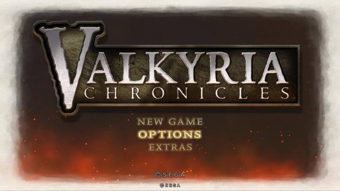 inicio_valkyria chronicles