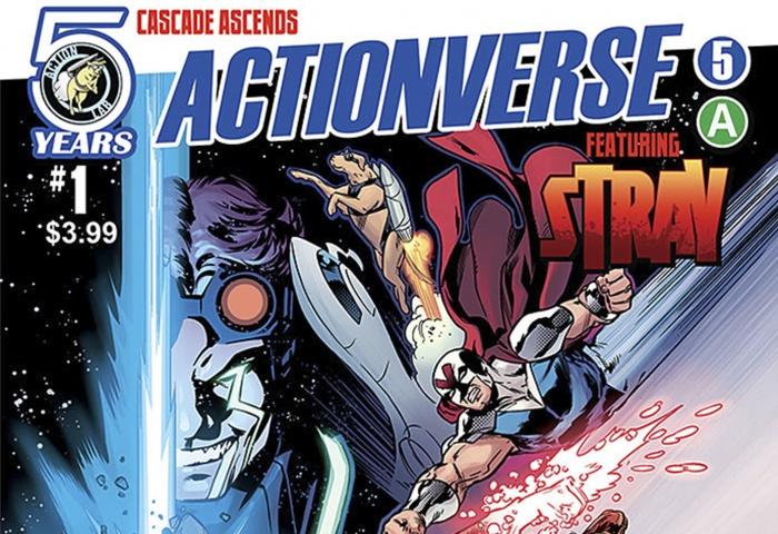 Actionverse Featuring Stray Destacada