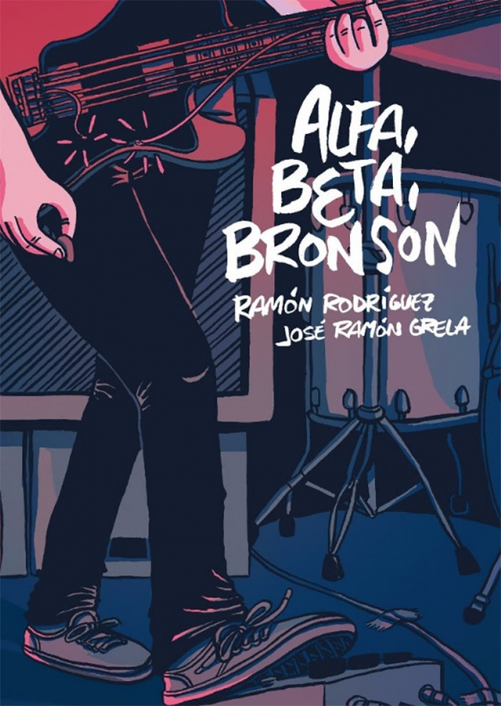 'Alfa,Beta, Bronson'