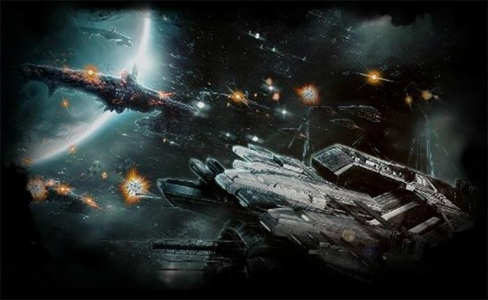 'Armada' combate
