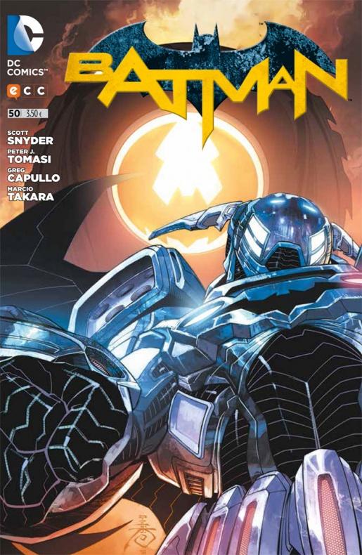 Batman 50 ecc ediciones