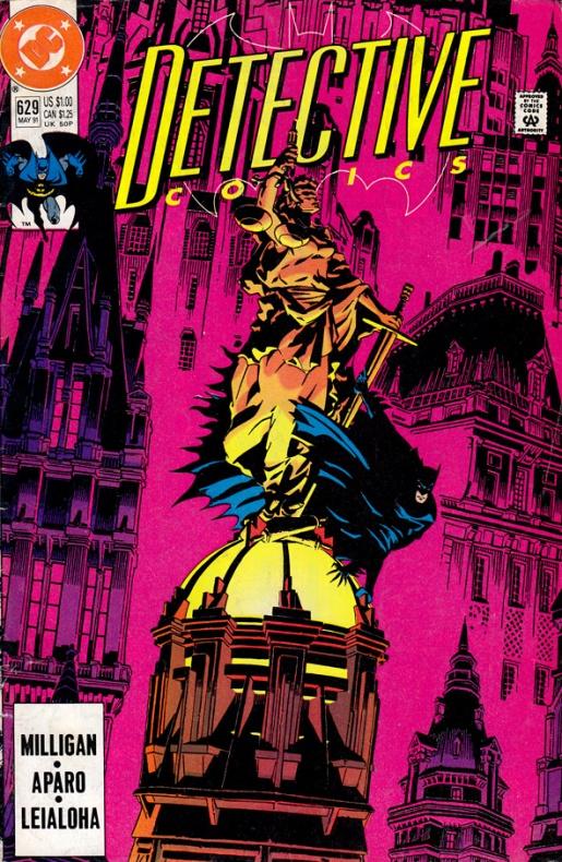 Batman por Michael Golden