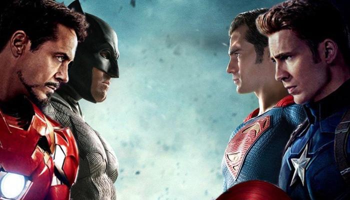 Batman v Superman Civil War